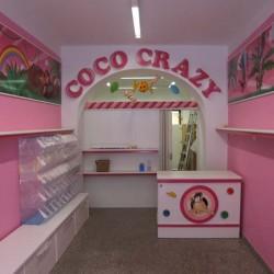Allestimento Negozio Coco Crazy