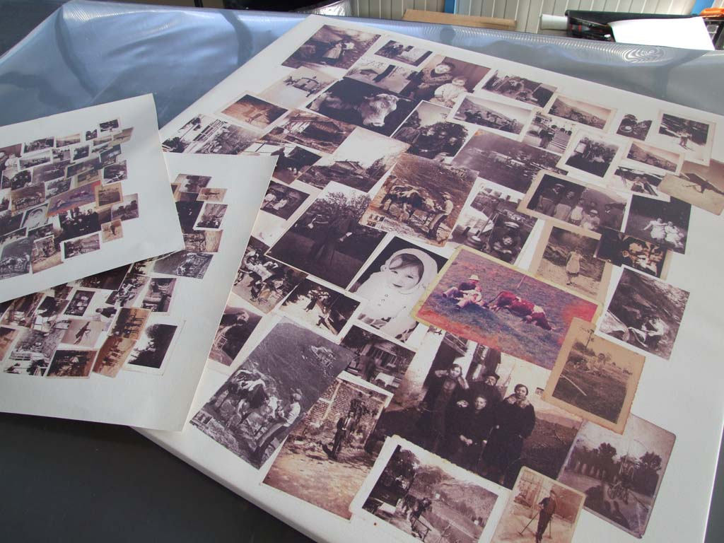Collage Fotografico
